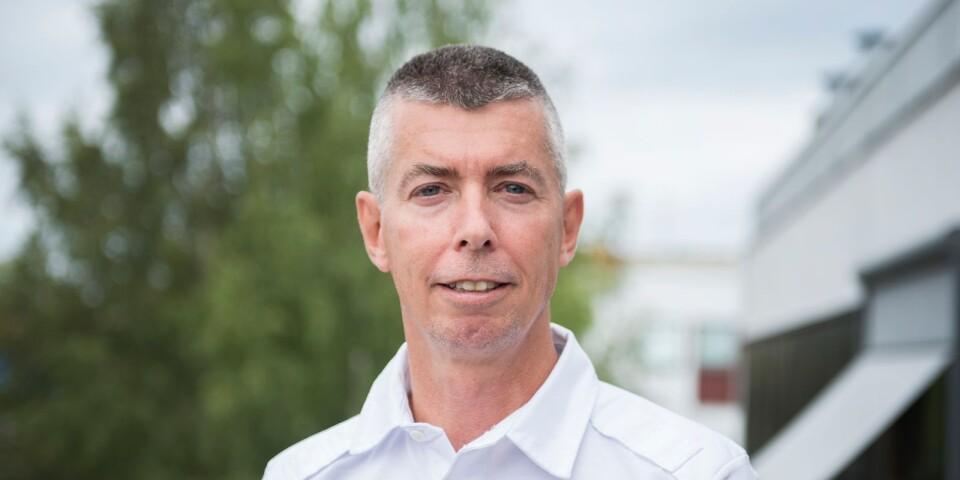 Joakim Karlsson. Värends räddningstjänst.