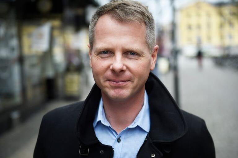Christer Nylander (L), riksdagsledamot.