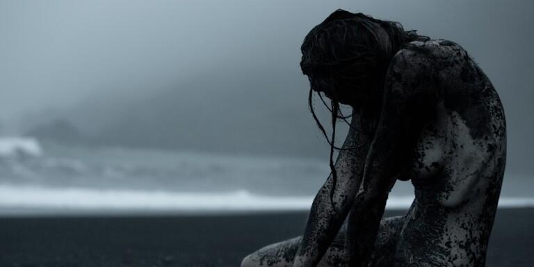 Snygg men sövande isländsk mystik
