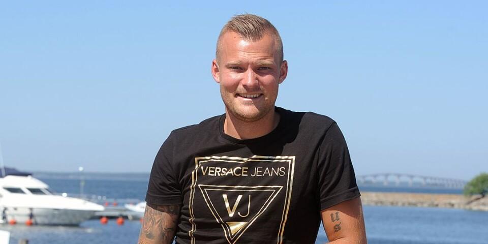 Rasmus Sjöstedt.