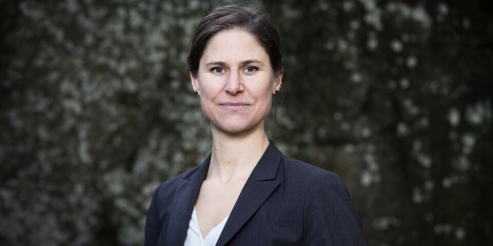 Johanna Sandahl, ordförande för Naturskyddsföreningen.