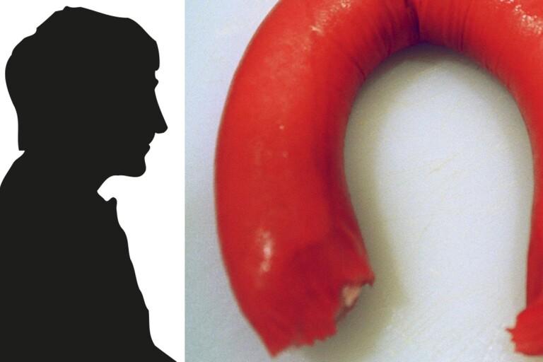 """JUST NU: Falukorvsman gjorde obscena gester – döms för sexbrott: """"Kan ha ätit"""""""