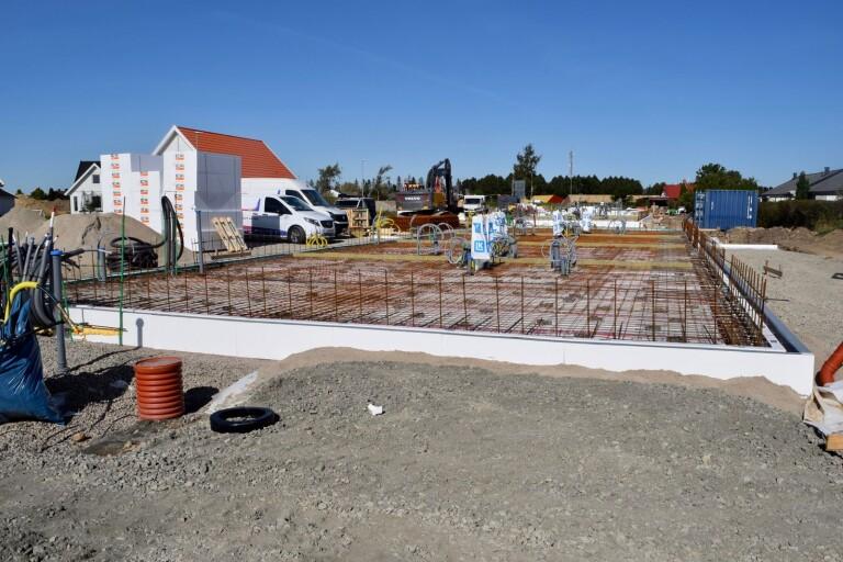 Här byggs nya bostäder