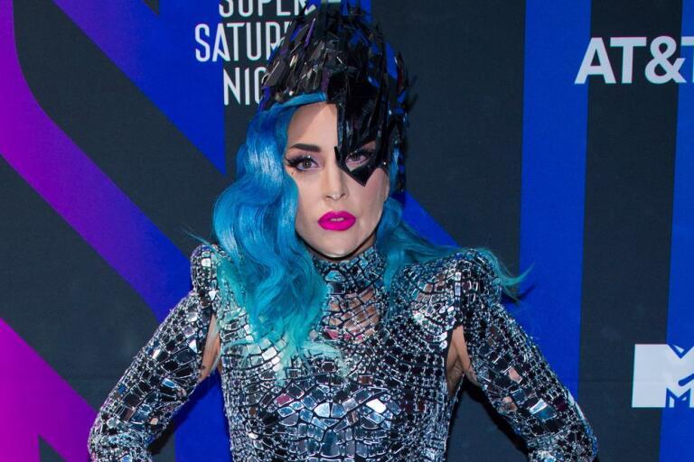 """Lady Gaga är tillbaka med """"Chromatica""""."""