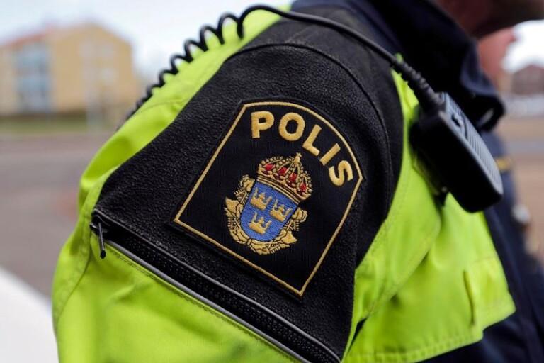 24-åring åtalas för våldsamt motstånd mot poliser