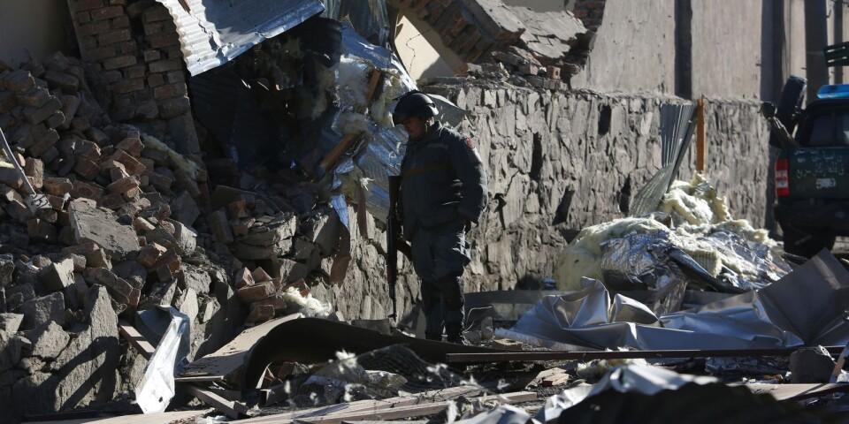 Nya bomber nära nog varje dag. Afghanistan är inte ett land som någon bör utvisas till.