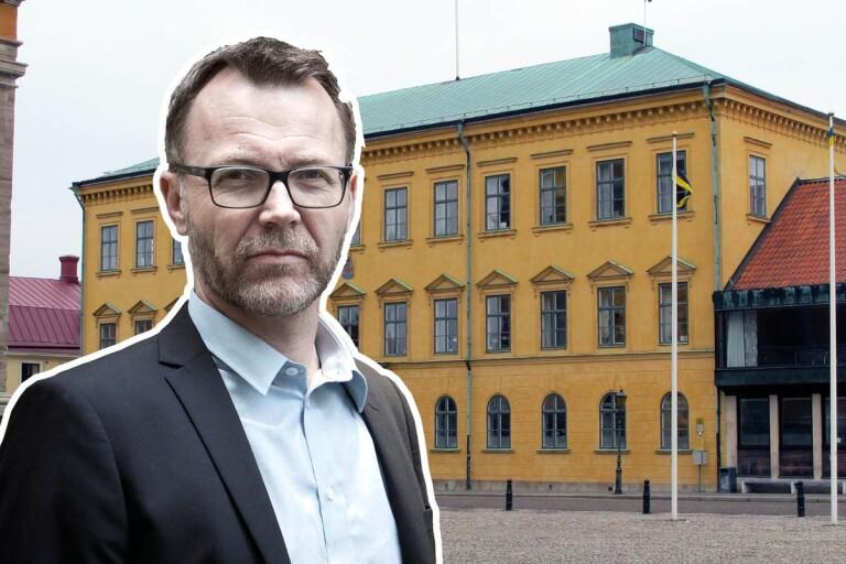 """Enström: """"Det här var verkligen inte bra, Kalmar kommun"""""""