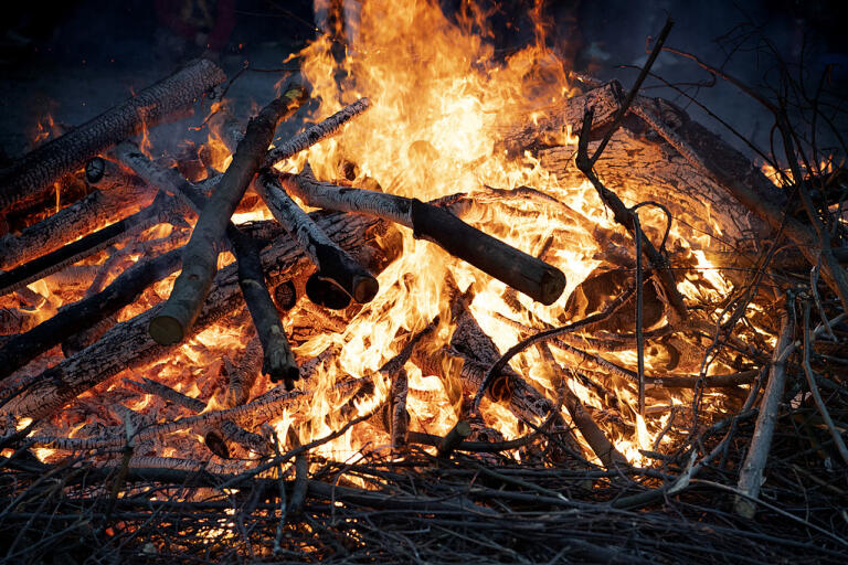 Ett eldningsförbud har utfärdats i bland annat Stockholm och Skåne. Arkivbild.