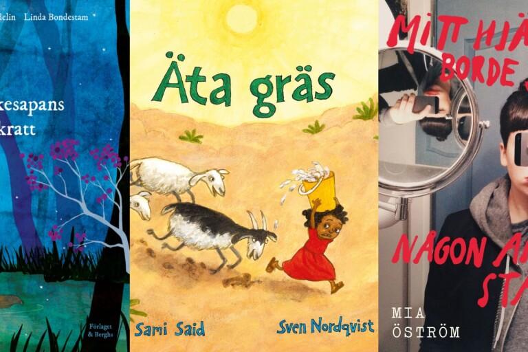 Hur såg läsåret ut för barn- och ungdomsböcker?