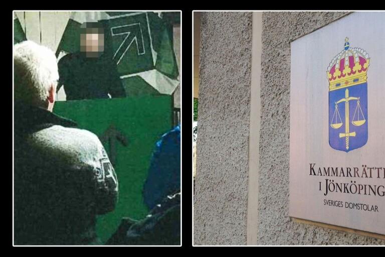 Utpekad nazistledare från Borås förlorar vapentvist