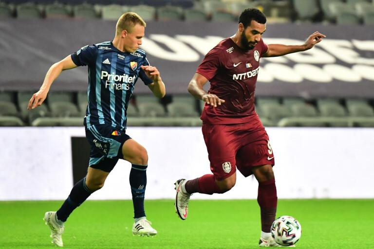 Nytt tapp för Djurgården – back till Rosenborg