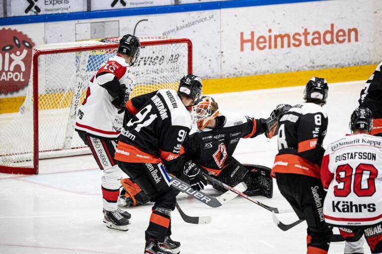 Ishockey: KHK höll undan mot Halmstad