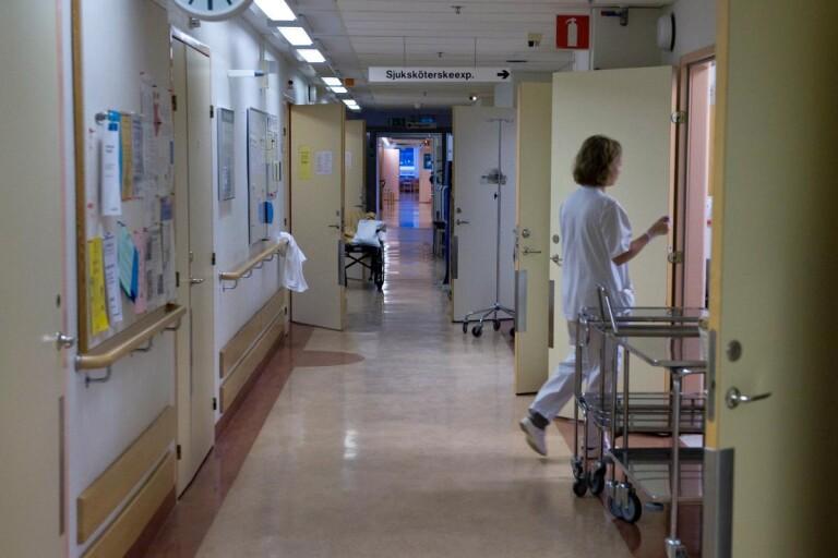Sjuksköterskor vill ha högre lön