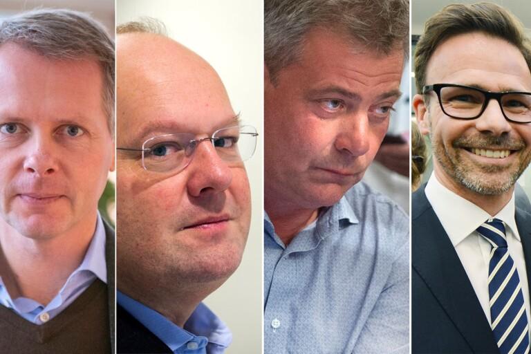 Liberalerna i Skåne splittrade i regeringsfrågan