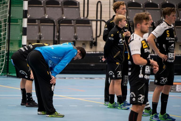 HIF Karlskrona har det tungt just nu. Ny förlust hemma mot Kungälv.