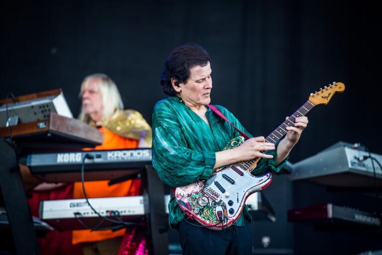 180609 Yes ft ARW på Festival Stage under Sweden Rock Festival  2018 i Norje.