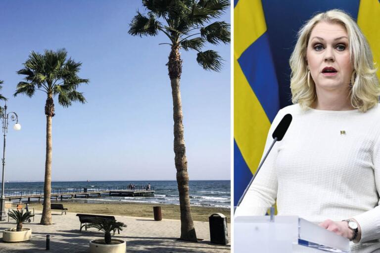 """Svenskar portas när Cypern öppnar upp: """"Det är olyckligt"""""""