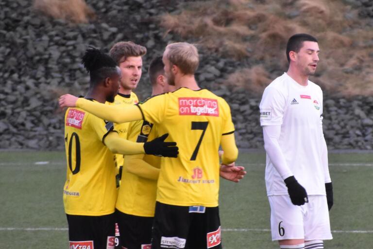 Mjällby AIF är vidare till kvartsfinal i Svenska cupen.