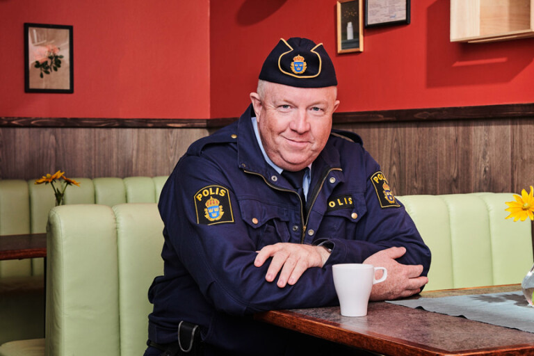"Anders Jansson blir polis i ""LasseMaja""-serie"