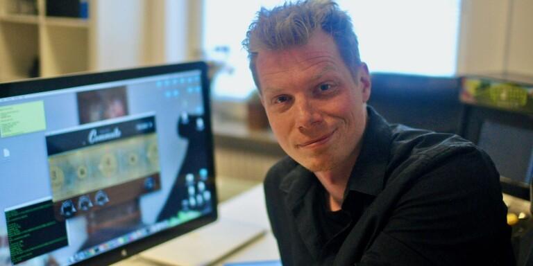 """Dennis från Alsterbro ligger bakom appen med 200 miljoner följare:""""Det var galet"""""""