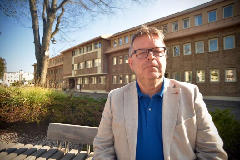 """Mikael Svanström slutar som oppositionsråd: """"Dags att lämna över"""""""
