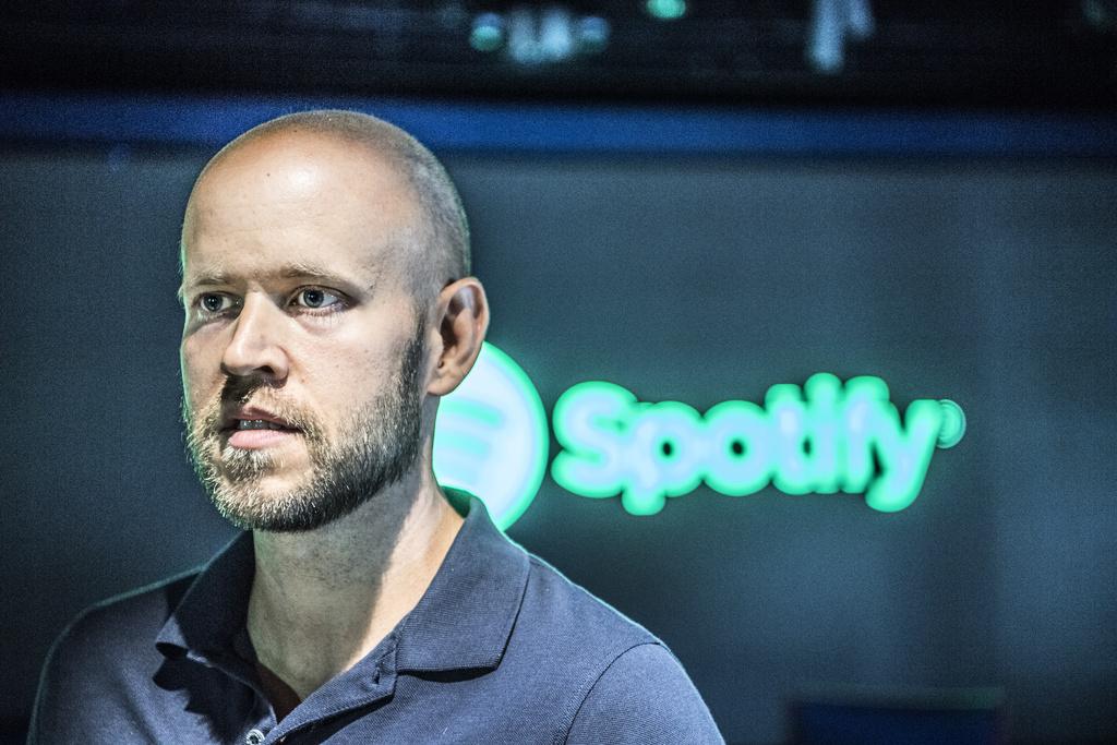 Spotify tar ställning för svarta i USA