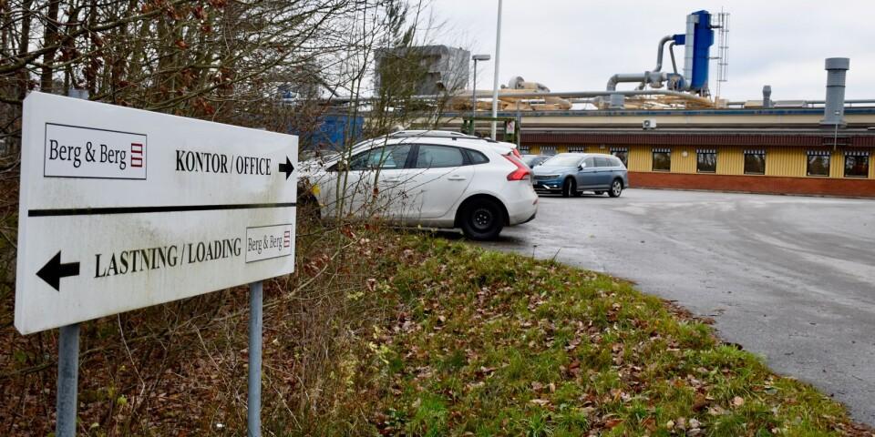 Positionerna är låsta mellan golvtillverkaren Berg & Berg och Ronneby kommun.