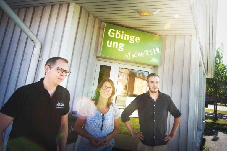 Östra Göinge gives young people effective help