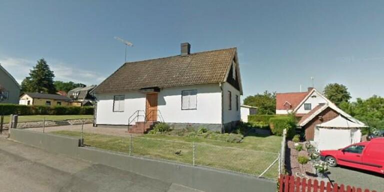 Huset på Skolgatan 10 i Knislinge sålt för andra gången på kort tid