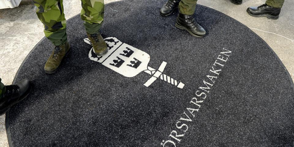 Försvarsmakten och Säpo föreslås få inflytande över utbyggnaden av 5G-nätet. Arkivbild.