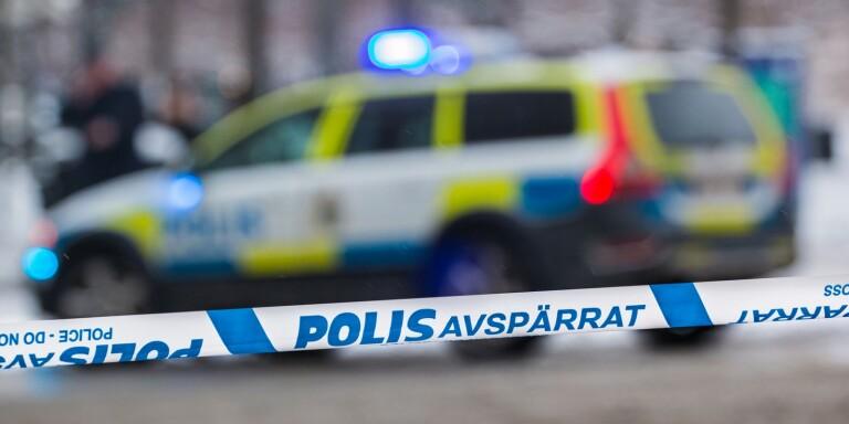 Två män kidnappades och bakbands i stuga