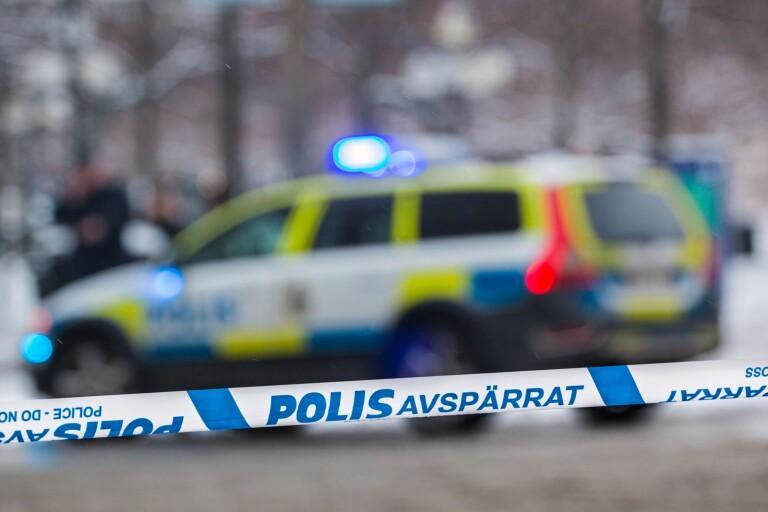 Blåljus: Inbrott i matbutik i Mönsterås