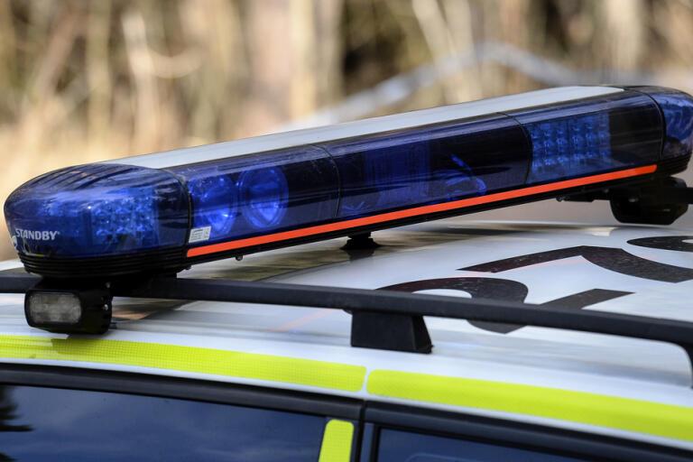 En man har gripits som misstänkt för misshandel och våldtäkt mot en kvinna i Tranås. Arkivbild.