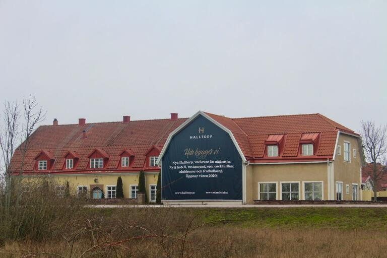 Halltorps Gästgiveri har varit stängt sedan i januari 2018. Nu har Halltorpsgruppen akuta ekonomiska problem och har beviljats företagsrekonstruktion.