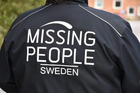 Missing people om nattens sökande efter KHK-supportern