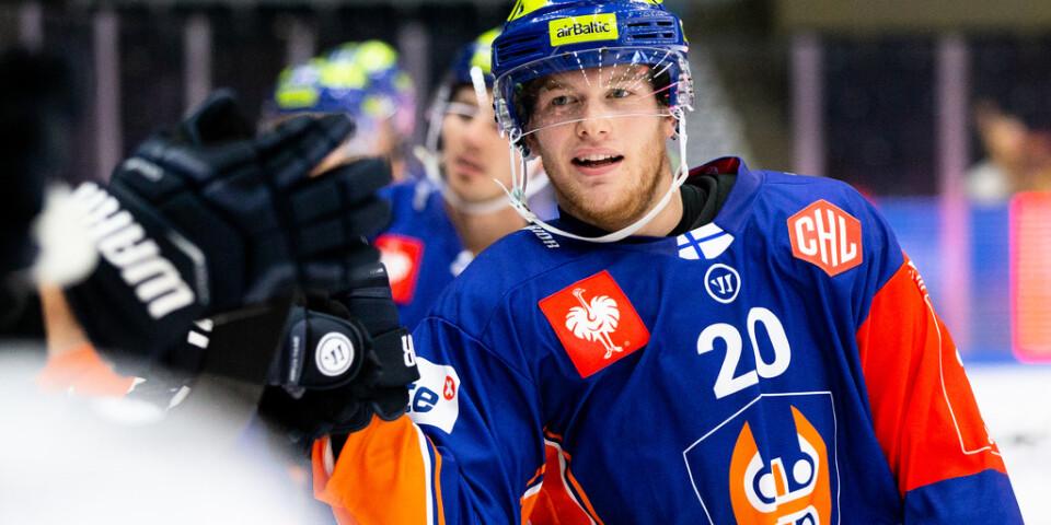Niko Ojamäki ansluter till Linköping inför kommande säsong. Arkivbild.