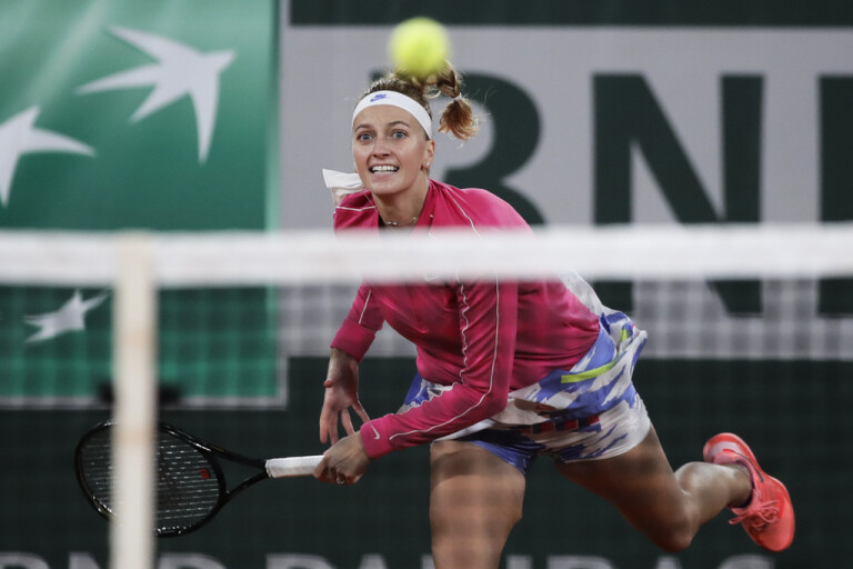Kvitova: Jag har saknat publiken
