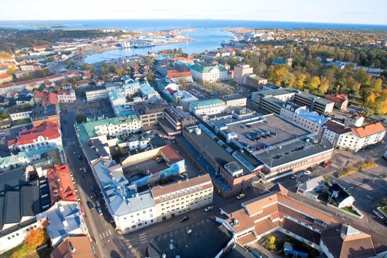 Oskarshamns kommun ökade invånarantalet under 2019