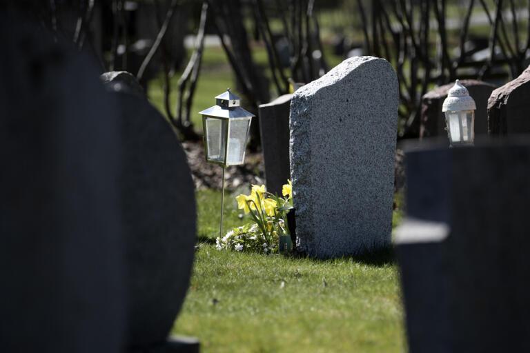 Inte sedan 1977 har så få dött som år 2019 i Sverige. Arkivbild.