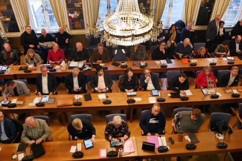 Kent Mårtensson: Skakig majoritet i Ystads fullmäktige