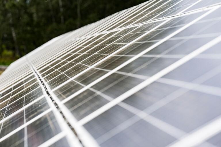Tävling: Solcellsparken har fått sitt namn