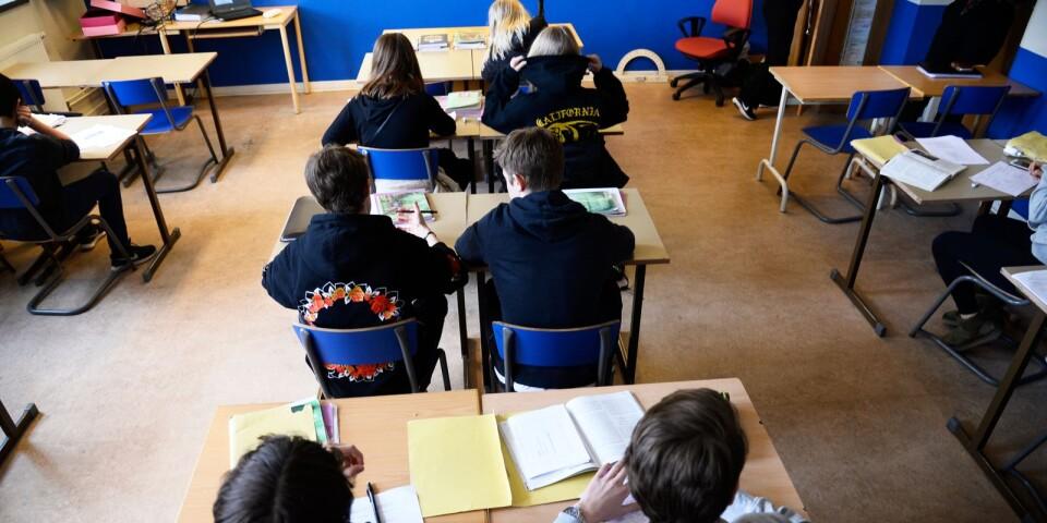 Stefan Jönsson skriver om skolan i Älmhults kommun efter att den styrande majoriteten i kommunen klubbat besparingsförslaget.
