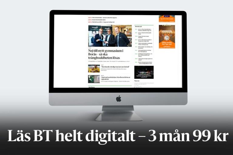 Testa BT helt digitalt: 3 månader 99 kronor
