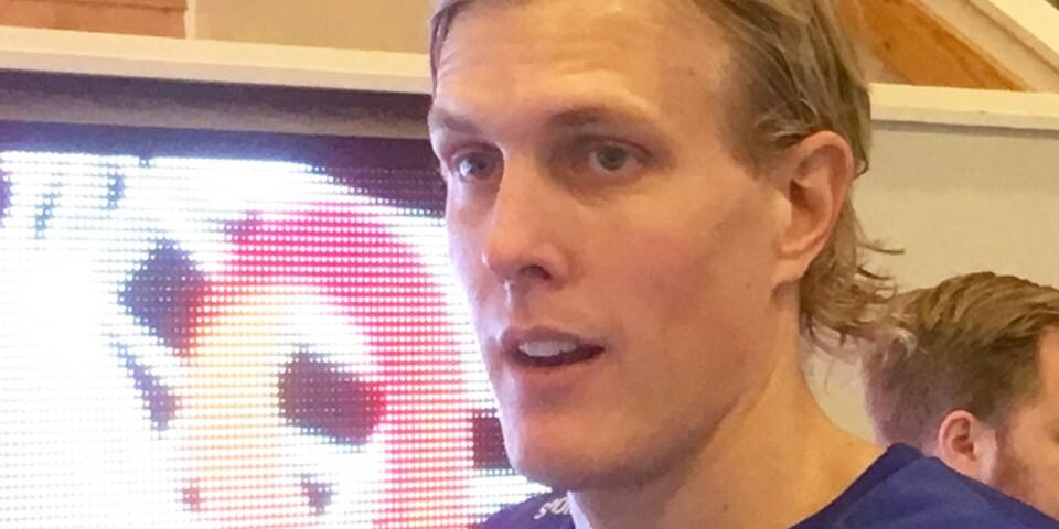 Kim Nilsson gjorde fyra mål mot Dalen.
