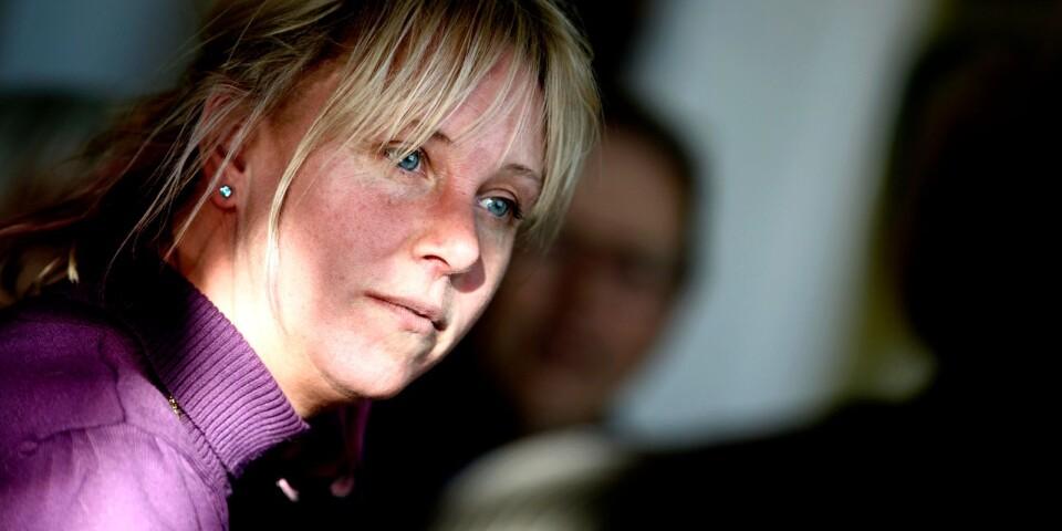 Susanne Lundström, direktor Kalmar Stadsmission.