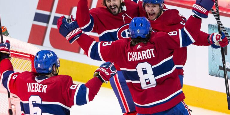 Montreal till NHL-final efter förlängning