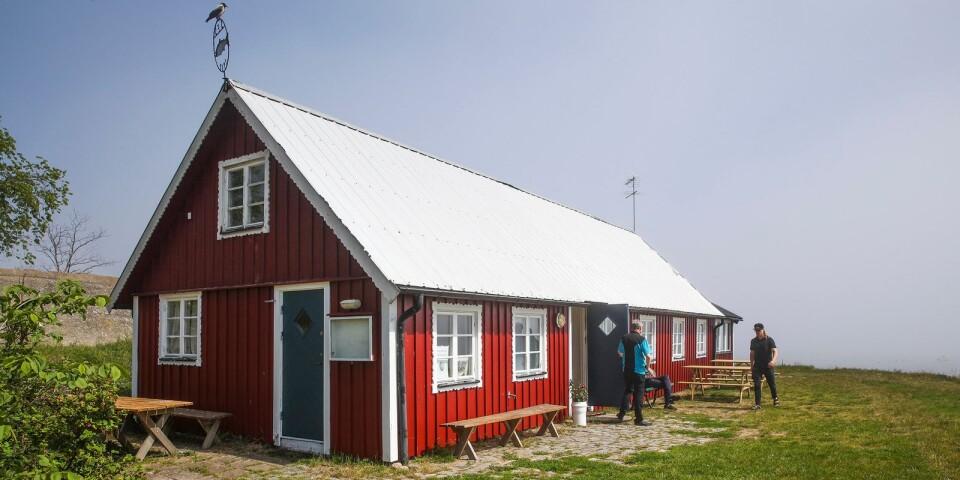 Simrishamns fiskeförening äger fiskestugan som byggdes 1952.