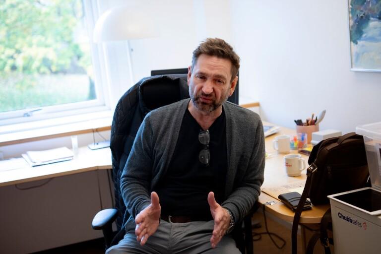 Michael Henriksson (S) är  ordförande utbildningsnämnden Olofström