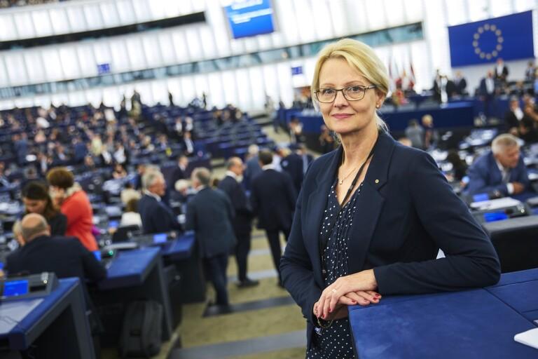 """Heléne Fritzon: """"EU behövs, viruset känner inga gränser"""""""
