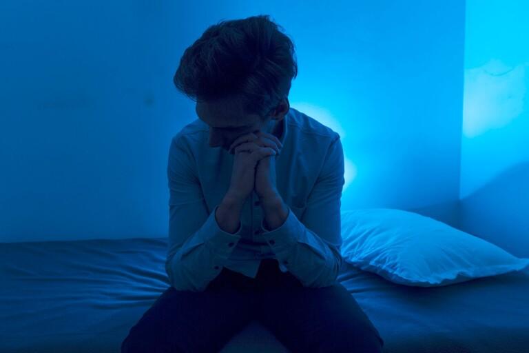 """""""Det som sker i dag är inte en tabubeläggning av psykisk ohälsa – det är en normalisering"""", skriver ledarsidans krönikör Amanda Broberg.."""